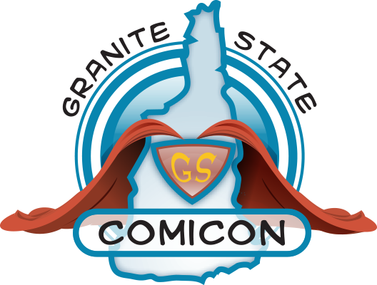 Logo Granite State Comic Con