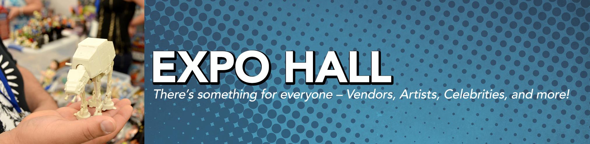 2018 expo hall