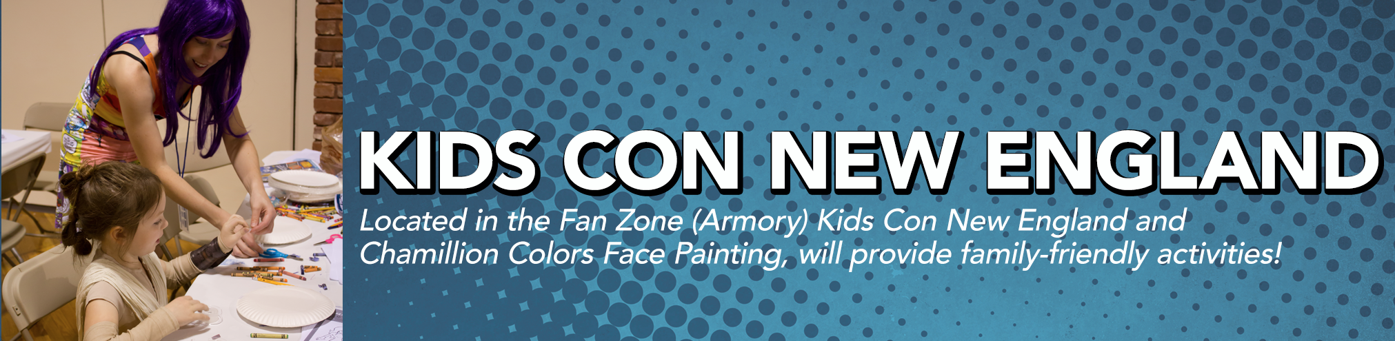 Attractions 2019 KIDS CON