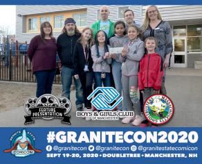 Granitecon 2020 B&GC announcement