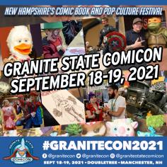 *Granitecon 2021 announcement